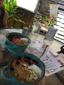 Almoço em Jacó