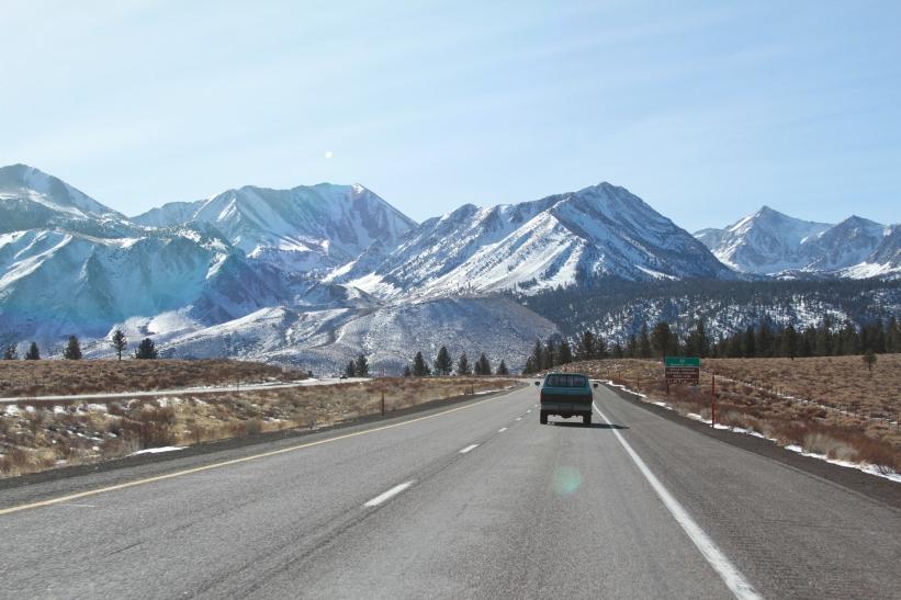As estradas da Serra Nevada valem a pena!